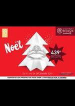 Prospectus E.Leclerc : Noël