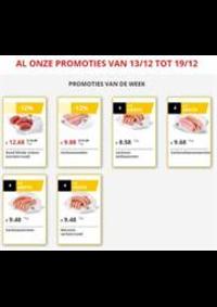 Prospectus Boucherie Renmans TINLOT : Onze Promoties