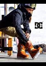 Catalogues et collections DC shoes : Lookbook Mode