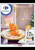 Prospectus Carrefour : UN REPAS DE FÊTE INOUBLIABLE