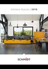 Prospectus Cuisines Schmidt GEMBLOUX : Cuisines Keukens
