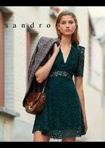 Prospectus Sandro : Collection Robe