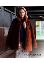 Catalogues et collections Devernois : Nos manteaux d'Hiver