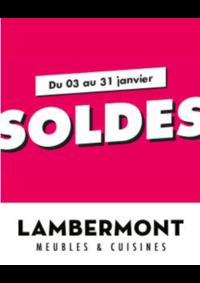 Bons Plans Meubles Lambermont  : Soldes !
