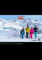 Prospectus  : Ski und Snowboardvermietung 2019/2020