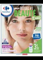 Prospectus Carrefour : MON RITUEL BEAUTÉ DETOX