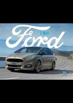 Promos et remises  : Ford S-Max
