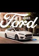 Promos et remises  : Ford Mondeo