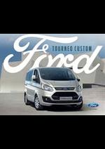 Promos et remises  : Ford Tourneo Custom