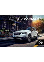 Promos et remises  : Opel Crossland X