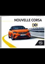 Promos et remises  : Opel Corsa