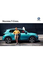Promos et remises  : Volkswagen T-Cross