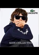 Prospectus Lacoste : Kids Collection