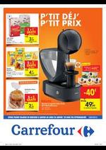 Promos et remises Carrefour : Petit déjeuner, petit prix