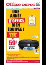 Prospectus Office DEPOT : UNE ANNÉE D'OFFICE BIEN ÉQUIPÉE