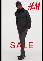 Catalogues et collections H&M : Sale Men