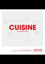 Prospectus cuisinella : Cuisine 2020
