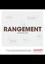 Prospectus  : Rangement Collection 2020