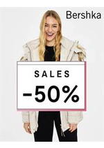 Catalogues et collections Bershka : Sales Woman