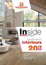 Prospectus  : Aménagements intérieurs 2019/20