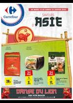Prospectus Carrefour : Saveurs d'Asie