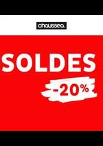 Prospectus Chaussea : Soldes