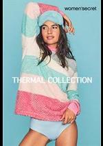 Prospectus Women'secret : Thermal Collection