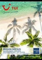 Promos et remises  : Passion des Îles