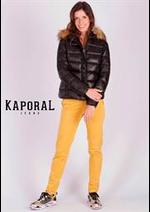 Catalogues et collections Kaporal  : Soldes  Femme