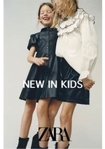 Catalogues et collections ZARA : New In Kids