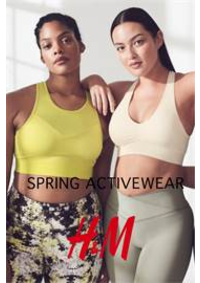 Catalogues et collections H&M Charleroi - Grand rue  : Spring Activewear