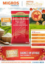 Promos et remises  : Catalogue Migros