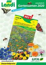 Prospectus Landi : Gartensamen 2020