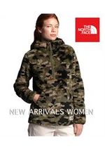 Prospectus The North Face : New Arrivals Woman