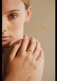 Prospectus Gas bijoux Georges V : Campaign Femme