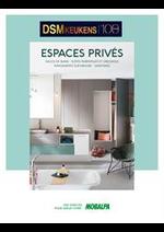 Prospectus Mobalpa : Catalogue ESPACES PRIVEES