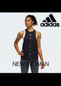 Prospectus adidas Performance Store Paris : New Woman