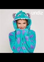 Prospectus Undiz : Pyjamas & Nuisettes