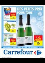 Prospectus Carrefour Express : Des petits prix pour tous