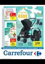 Prospectus Carrefour Express : Tout pour bebe