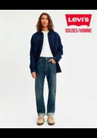Prospectus Levi's Vintage Clothing : Soldes / Homme