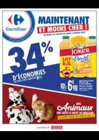 Prospectus Carrefour CHARENTON LE PONT : Maintenant et moins cher !