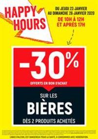 Promos et remises Spar Deuil La Barre : Happy Hours
