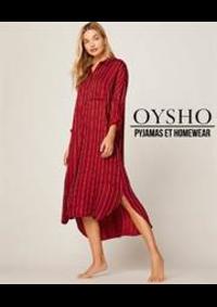 Prospectus Oysho AULNAY SOUS BOIS : Pyjamas et Homewear