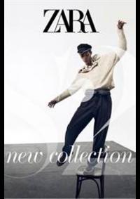 Catalogues et collections ZARA Woluwe-Saint-Lambert : New Collection Men