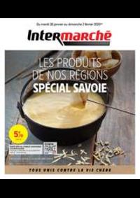 Prospectus Intermarché Super Villemomble : SPÉCIAL SAVOIE
