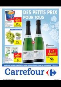 Prospectus Carrefour KORBEEK LO -  BIERBEEK : Des petits prix pour tous