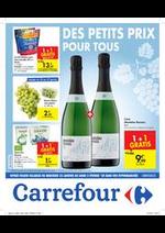 Prospectus Carrefour : Des petits prix pour tous