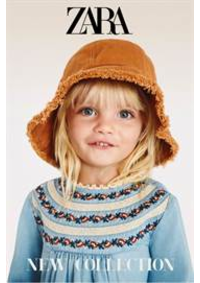 Prospectus ZARA PARIS 30 PLACE D'ITALIE : New Collection Kids