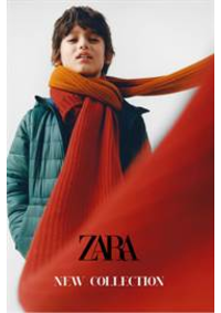 Prospectus ZARA AUBERVILLERS : New Collection Boys